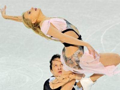 Russian figure skaters continue Tallinn domination