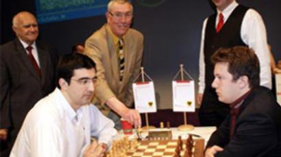 Vladimir Kramnik (Photo from sparkassen-chess-meeting.de)