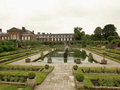 Perks Field, Kensington Palace