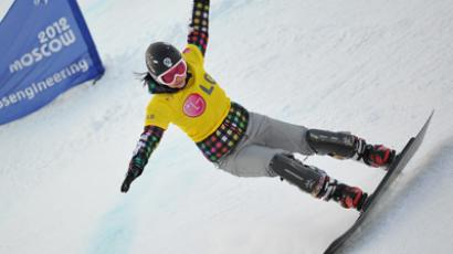 'I had to keep my promises' – two-time snowboarding world champ Tudegesheva
