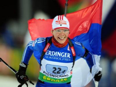 Olga Zaitseva (AFP Photo / Kim Jae-Hwan)