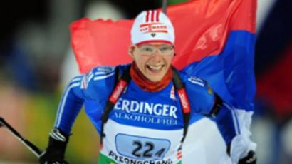 Terrific weekend for Russia in Pokljuka