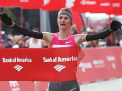 Russian women dominate Chicago marathon