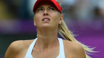 Russia's Maria Sharapova (AFP Photo / Luis Acosta)