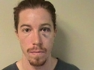 Not-so-snowy-White: Snowboarding star arrested for drunkenness and vandalism