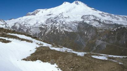 Elevated shelter: Mount Elbrus becomes safer place