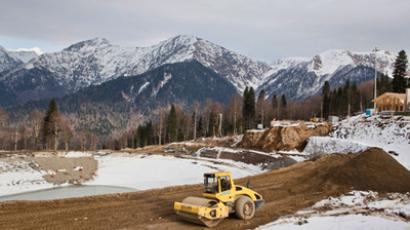 "Sochi 2014 preparations ""ahead of schedule"""