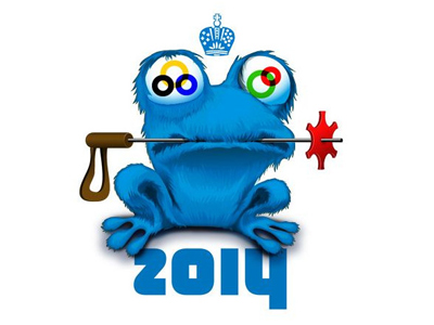 Russians will not tolerate frog as Sochi 2014 mascot