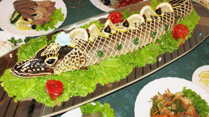 Sochi athletes to feed on russian cuisine rt sport - Cuisine soort ...
