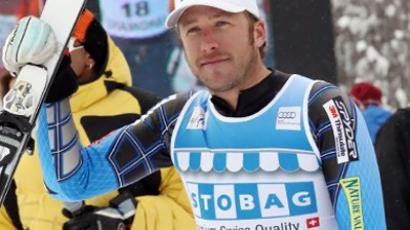 Bode Miller (AFP Photo / Jacques Demarthon)