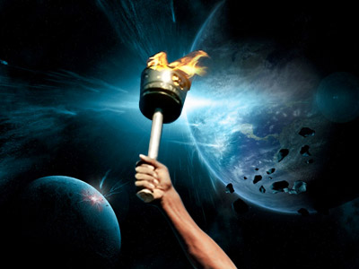 Russia to send Olympic Flame to space