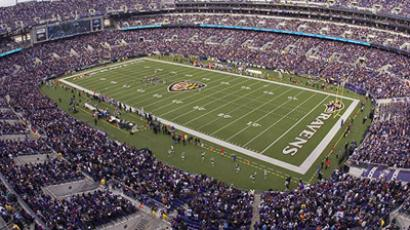 Baltimore stadium