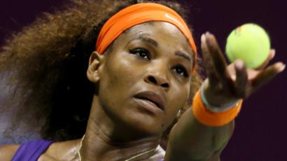Serena Williams (AFP Photo / Karim Jaffaar)
