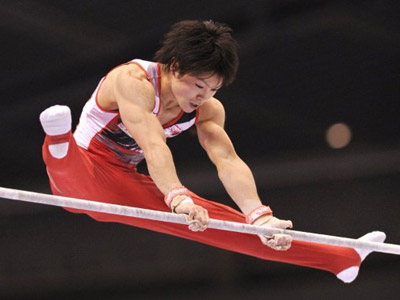 Japanese gymnast breaks all-time record