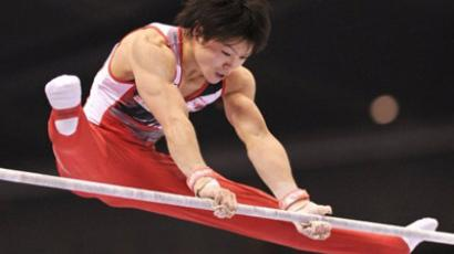 Afanasyeva stunned by Gymnastics Worlds gold