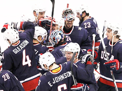 US to challenge Canada for hockey gold
