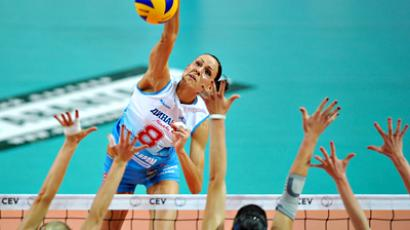 CEV Champions League title goes to Kazan