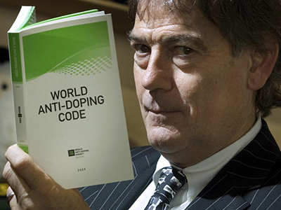 David Howman, director general of the World Anti-Doping Agency. (Reuters / Christinne Muschi)