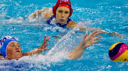D-week for Russian women's water polo team