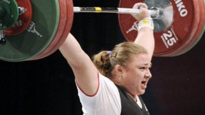 'My main rival is barbell,' – Russia's London weightlifting hopeful
