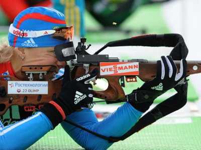Zaitseva races to second straight World Cup gold