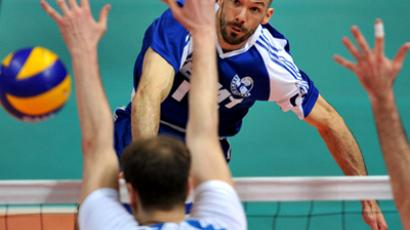 Russia to battle for FIVB World GP bronze