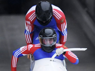 Russian bobsledders win World Championship gold