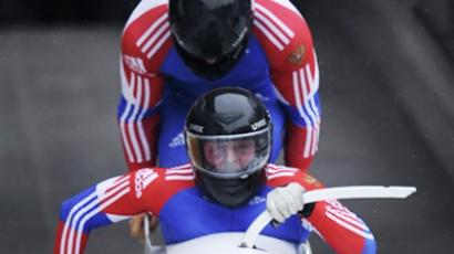 Bobsleigh world champ Zubkov aiming for Sochi in 2014