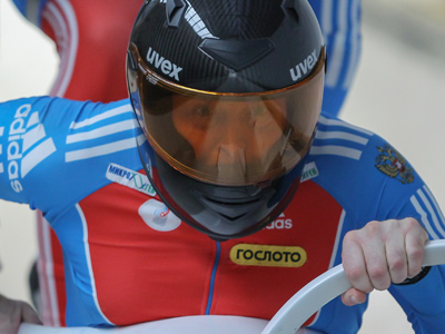 Russia's Zubkov continues hot streak at bobsled World Cup