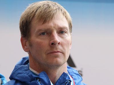 Russian bobsleigh racer Alexander Zubkov.(RIA Novosti / Mikhail Mokrushin)