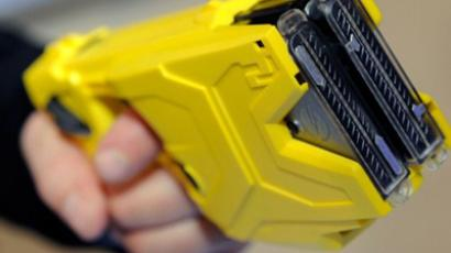 'Means of pain compliance': Point-blank police Taser use under fire
