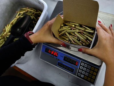 Social Security Administration orders thousands of rounds of hollow point bullets
