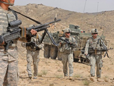 Americans 'want to be done' with Afghanistan