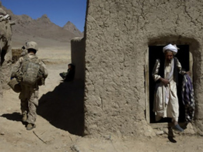 "America's ""Afghan trap"" enters 10th year"