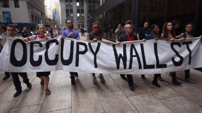 Occupy activists fight with Ben & Jerry's founder over The Illuminator