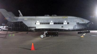 X-37B spy plane (AFP Photo/US Air Force)