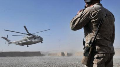 US forces annihilate Afghan village