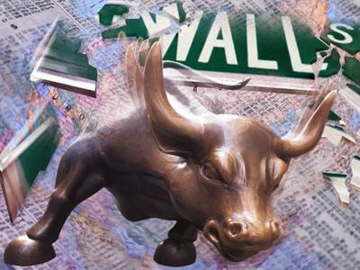 America sues Wall Street