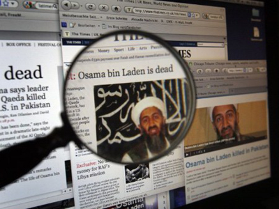 American Justice: Eye for an eye for Osama bin Laden