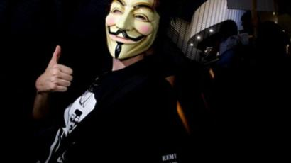 Hacktivists from Anonymous jump into 2012 campaign