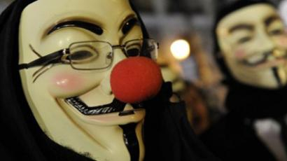 Anonymous took down cia.gov
