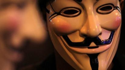 Anonymous swoop on Mexico govt. sites in copyright law protest