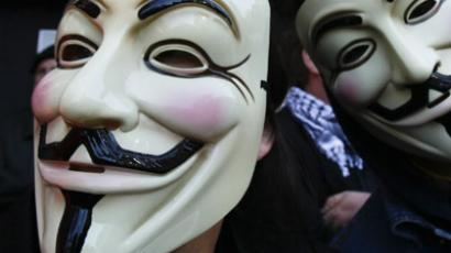 Anonymous: Protesters or Terrorists? Fog of cyberwar obscures truth. (Reuters / Wolfgang Rattay)
