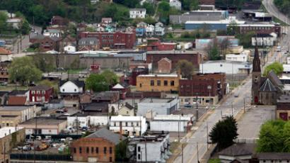 Steubenville, Ohio (AFP Photo / Rick Gershon)