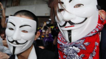 Anonymous: 'We have access to every classified database in the US'