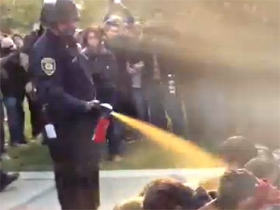 Anonymous goes after UC Davis pepper-spray cop