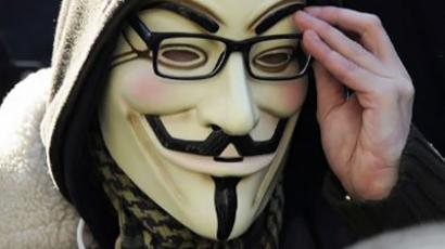 Anonymous unveils data-sharing websites amid privacy concerns