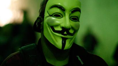 Anonymous-tied hacktivist faces prison for sharing link