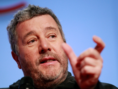 Philippe Starck's next monumental design: a new Apple TV?