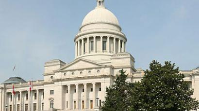 Arkansas adopts most restrictive abortion law in US
